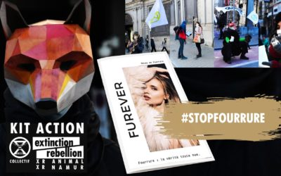 KIT ACTION #STOP FOURRURE